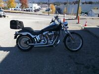Very well maintained, Harley Davidson Duece [EFI}