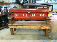 looking for a vintage ford tailgate