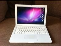 MacBook Intel Core 2 Duo - formatted and with brand new hard drive