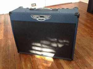 Trade Traynor YCV50 for electric guitar.