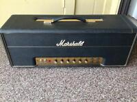 Marshall Plexi SLP1959 reissue 1999 en excellente condition!!