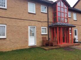 1 bedroom flat in Blackmoor Gate, Furzton, Milton keynes, MK4