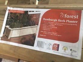 Forest - Bamburgh Herb Planter