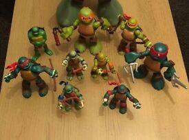 Ninja Turtle Bundle Talking Action Figures