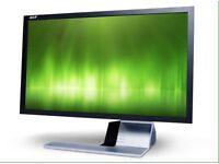 "Acer S273HL 27"" screen"