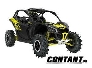2019 VCC Can-Am Maverick X3 Maverick X3 X MR TURBO