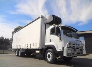 2008 Isuzu FVY140 14 Plt  Finance or (*Rent-to-Own $615.PW) Grahamvale Shepparton City Preview