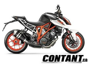 2018 Motos KTM NAKED 1290 Super Duke R Blanc