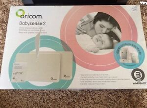 Oricom babysense 2 infant respiratory monitor Helensvale Gold Coast North Preview