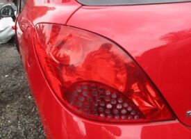 Peugeot 207 passenger side tail light