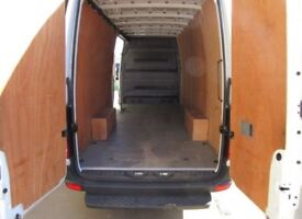 Professional Van And Driver Hire Removal Service Transport Delivery