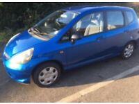 Honda, JAZZ, Hatchback, 2006, Manual, 1246 (cc), 5 doors
