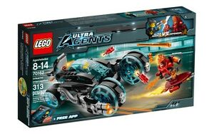 Lego Ultra Agents 70162/ Condition A1