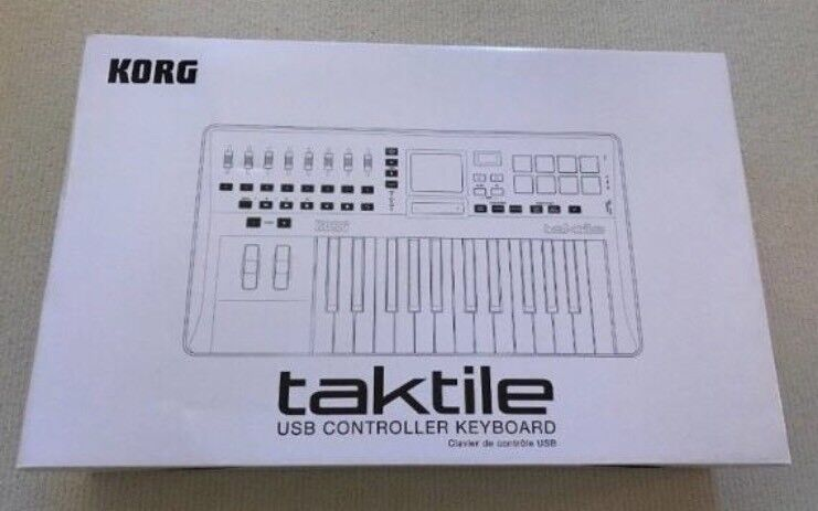 Korg Taktile 25 Brand New Condition Bundled Software Included With License!  | in Finchley, London | Gumtree