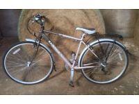 "Gents Dawes Kalahari Trekking Bike 19"""