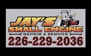 Jay's Small Engine Service and Repairs
