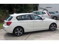 *2014* white bmw 1 series urgent sale not polo fiesta corsa 116 114 118 ka ford Mercedes class white