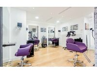 RENT A CHAIR IN LUXURY SALON IN NOTTING HILL GATE