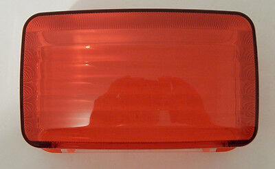 Snowmobile taillight Lens Yamaha 09-14 RS Viking/06-12 VK Pro aftermarket  new