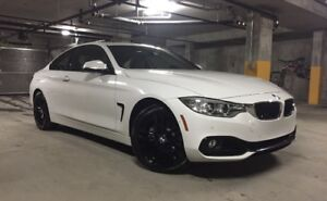 2016 BMW 4 series fully equipped with extra wear package
