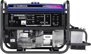 2015 Yamaha EF6600DE