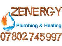 Zenergy Plumbing And Heating Services.