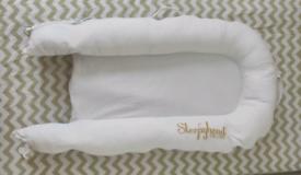 White Sleepyhead Deluxe (now DockATot)