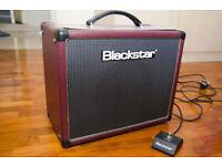 Limited Edition Blackstar ht-5 artisan red