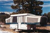 Coleman Fleetwood 2006 Tent Trailer w/ Air Conditioning