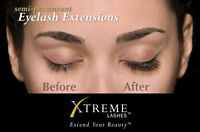 Xtreme lashes @ Botanica Spa