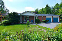 FOR SALE: Brick Bungalow w/ Finished Basement, Pool