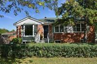 3 bdrm bungalow for rent in ideal Burlington location!