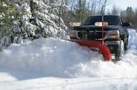Snow Removal Kennebecasis Valley