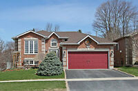 FINISHED TOP TO BOTTOM ON PREMIUM LOT IN BARRIE