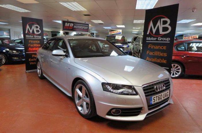 2011 audi a4 2 0 tdi 143 s line 143 6 speed diesel voice com bluetooth in wortley west. Black Bedroom Furniture Sets. Home Design Ideas