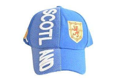 Cap Kappe Flagge Fahne Schottland Hut