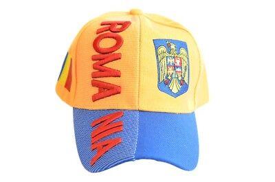 Cap Kappe Flagge Fahne Rumänien Hut - Flagge Hut