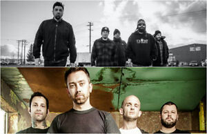 Rise Against & Deftones @ Budweiser Stage June 11th Hard Tickets
