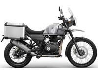ROYAL ENFIELD HIMALAYAN SLEET MOTORCYCLE