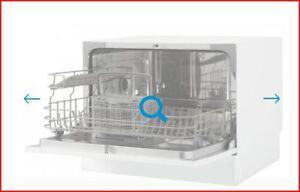 counter top dishwasher model #DDW621WDB