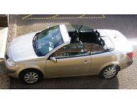 Renault Megane Dynamique convertible - very clean with low miles