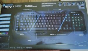 Roccat Mouse and Keyboard