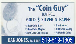 Buying All Jewelry+All CoinsFREE ESTIMATES 48 YEARS Experience Windsor Region Ontario image 3