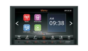 CLARION FX508  Apple CarPlay -  Android Auto