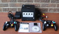 Nintendo Gamecube with Gameboy ext.& disc