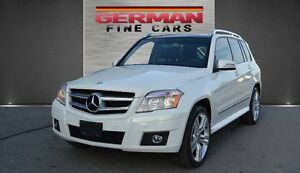 2010 Mercedes Benz GLK 350| 4 Matic***only 74,000km | Panoramic