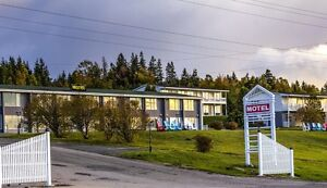 40 Room Motel & Restaurant for Sale