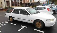 Perfect Backpacker car! $1900 Ford Falcon Brisbane City Brisbane North West Preview