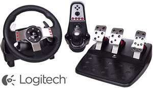 Volant course Logitech G25 complet