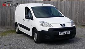 Peugeot Partner 1.6HDi 850 S Diesel Van 2012